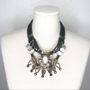 Topshop Tribal Statement Necklace